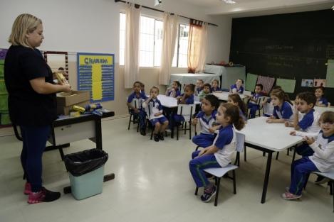 PREFEITURA DE SÃO CAETANO REABRE INSCRIÇÕES PARA EDUCAÇÃO INFANTIL