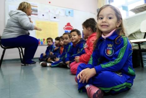 INSCRIÇÕES PARA EDUCAÇÃO INFANTIL COMEÇAM HOJE